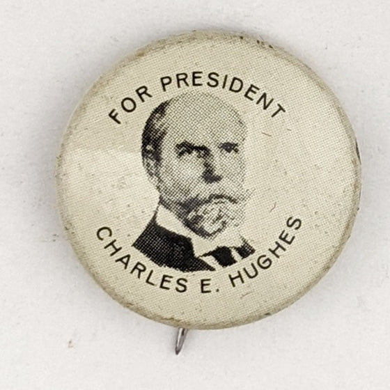 Charles Hughes 1916 Republican Presidential Campaign