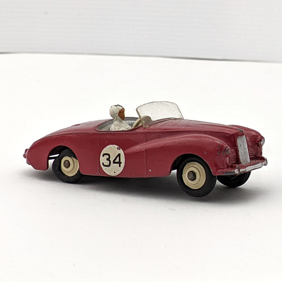 Dinky 107 Sunbeam Alpine (Competition)