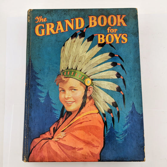 The Grand Book for Boys