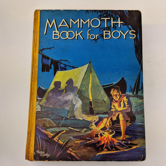 Mammoth Book for Boys