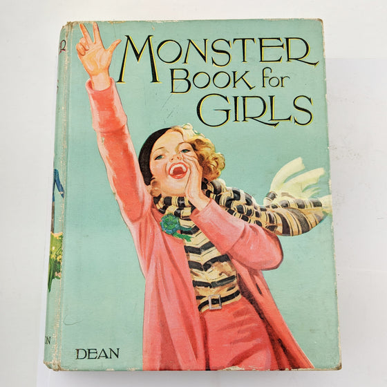 Monster Book for Girls