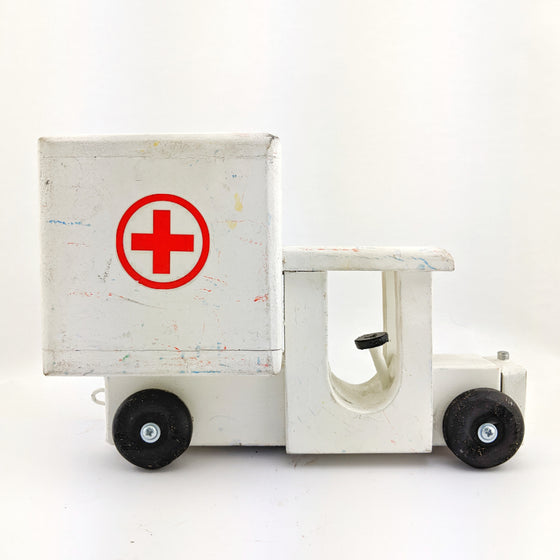 Wood Ambulance