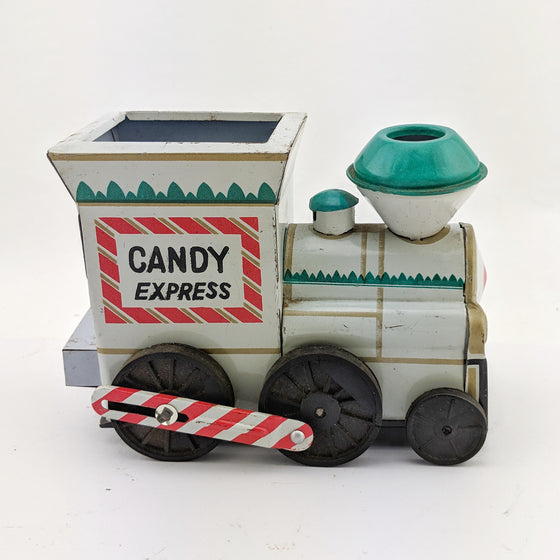 Candy Train tin toy