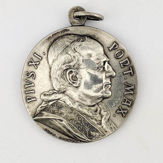 International Eucharistic Congress 1928 Medal