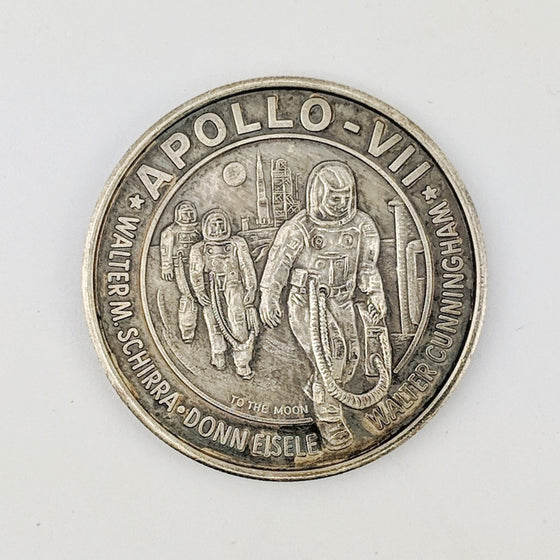 Apollo 7 Medallion