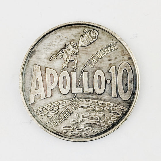 Apollo 10 Medallion