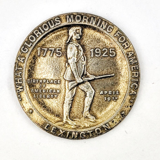 1925 Lexington Medallion
