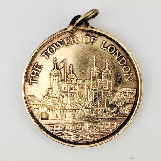 Tower of London Medallion