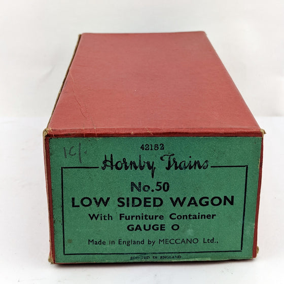 Hornby Furniture Wagon