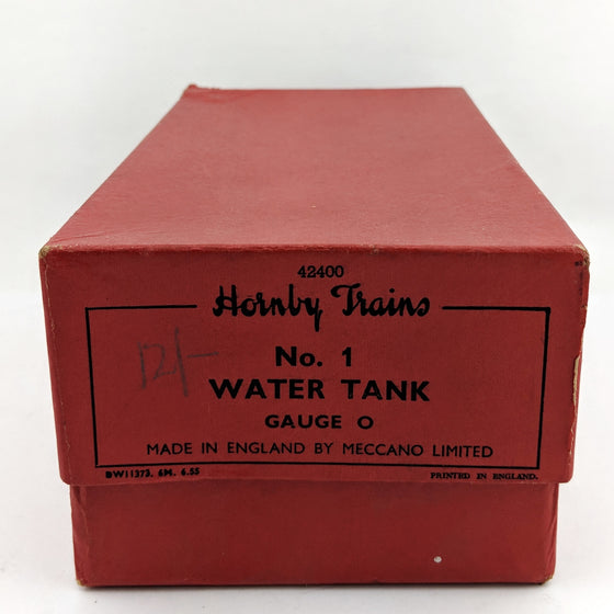 Hornby Water Tank