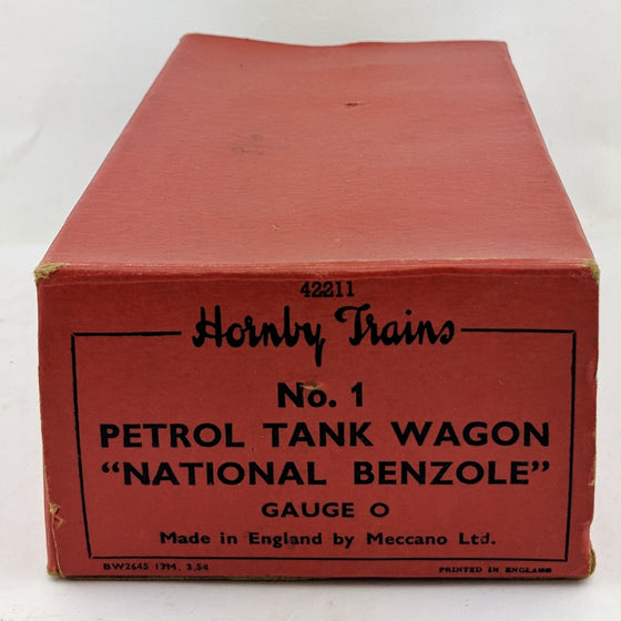 Hornby National Petrol Wagon