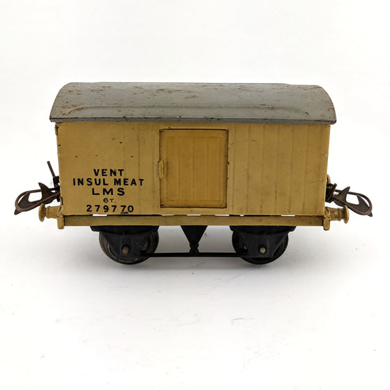 Hornby Meat Wagon