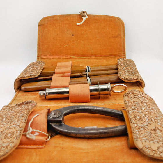WW2 Field Surgery Kit