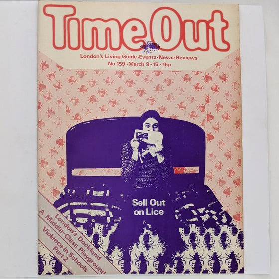 Time Out London 159 (cover only)