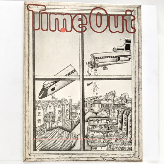 Time Out London 121 (cover only)