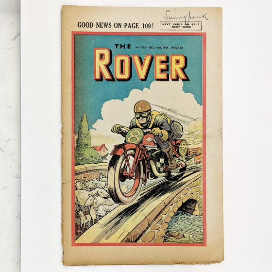 The Rover December 1946