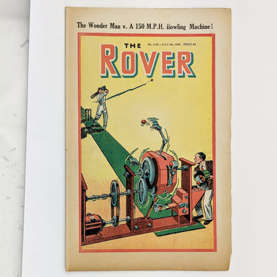 The Rover July 1946