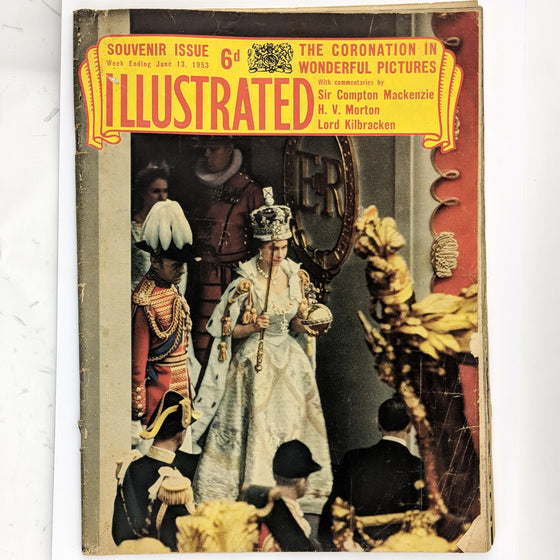 Illustrated - 1953 Coronation Issue