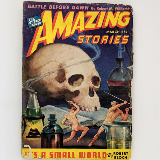 Pulp fiction, science fiction, antiques, newtown, sydney, bloodworth bellamy, amazing stories, fantastic magazine,