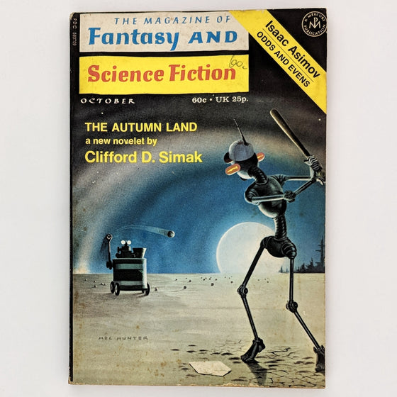 Fantasy & Science Fiction