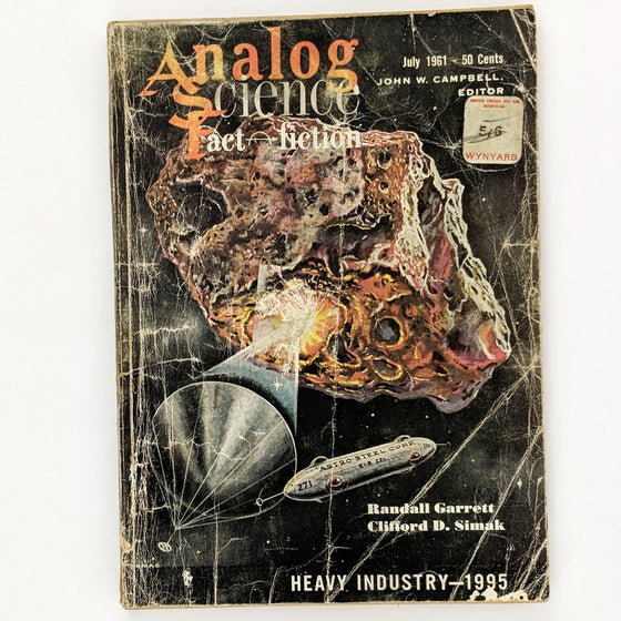 Analog Science Fiction