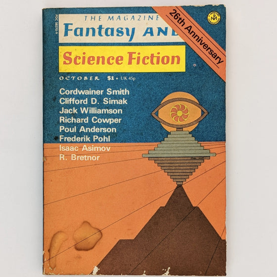 Fantasy Science Fiction