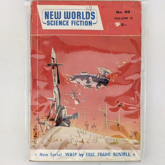 New Worlds Science Fiction
