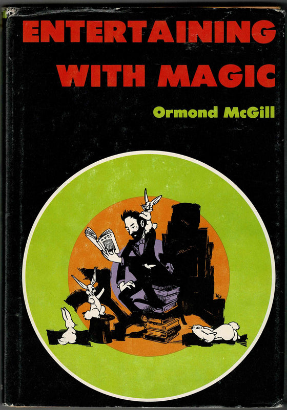 Entertaining with Magic - Ormond McGill 1977