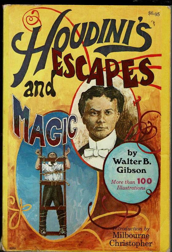 Houdini's Escapes - Walter Gibson 1976