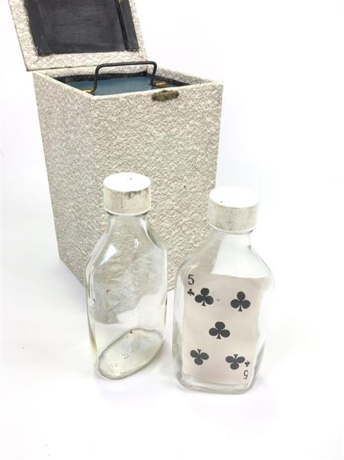 Card in Bottle Illusion