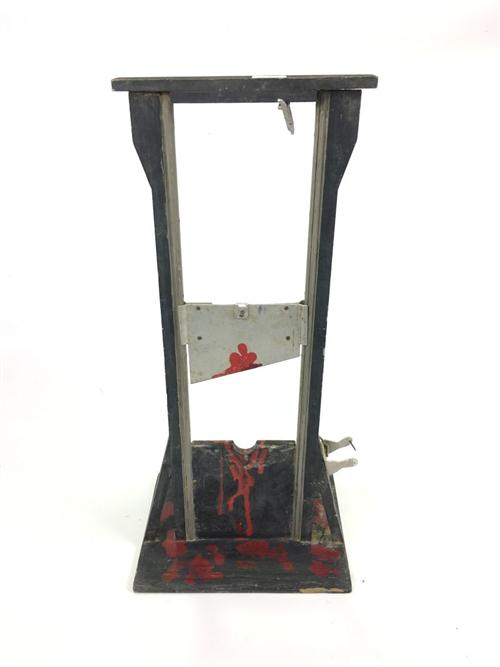 Guillotine Illusion