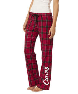 Curves Holiday Pj Pants