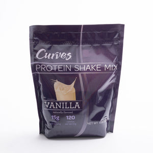 Curves Vanilla Protein Shake - Single
