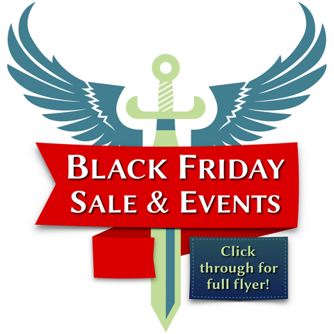 Click for Black Friday Flyer