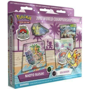 Pokémon TCG 2017 World Championships Deck