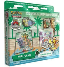Load image into Gallery viewer, Pokémon TCG 2017 World Championships Deck
