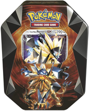 Load image into Gallery viewer, Pokémon - Sun & Moon: Necrozma Prism Tin 2018 Both Variants