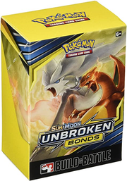 Pokémon - Sun & Moon: Unbroken Bonds - Build & Battle Kit
