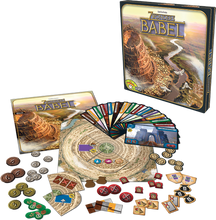 Load image into Gallery viewer, 7 Wonders: Babel (Expansion)