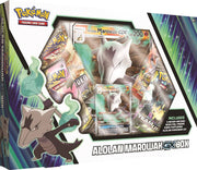 Pokémon - Sun & Moon: Alolan Marowak GX Box (Factory Sealed)