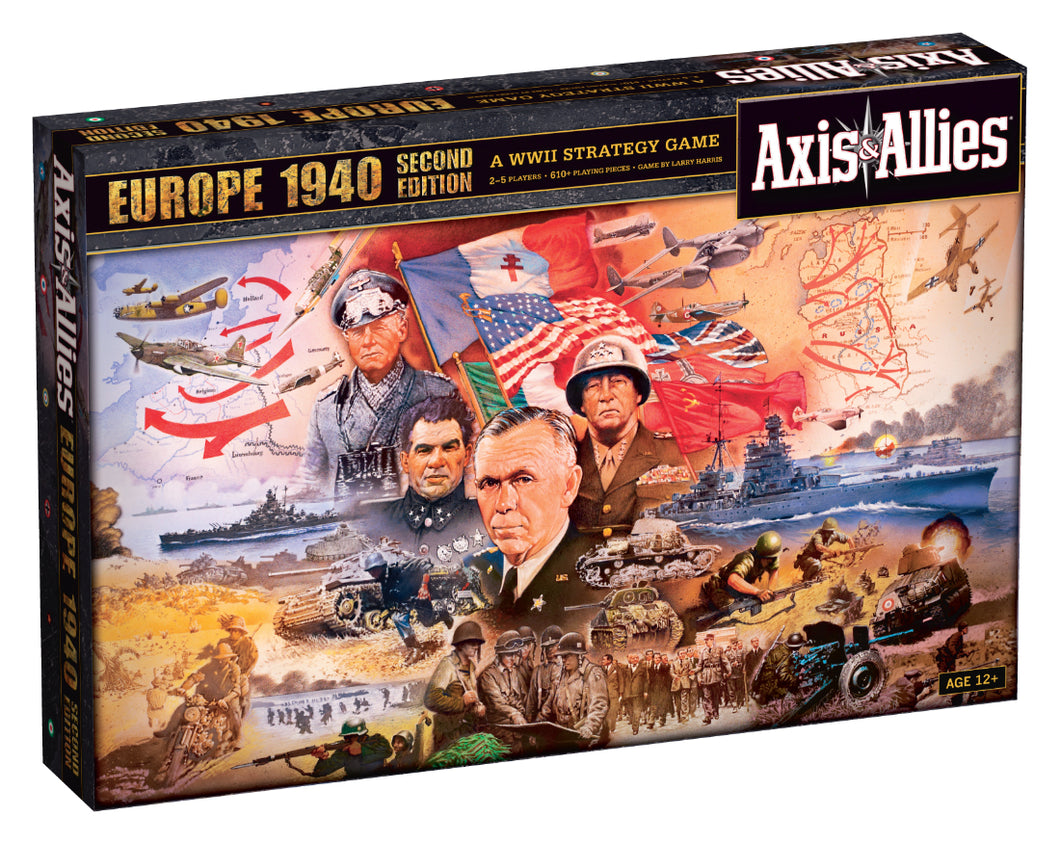 Axis & Allies: Europe 1940 (2nd Edition)