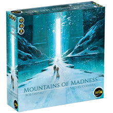 Load image into Gallery viewer, Mountains of Madness Board Game