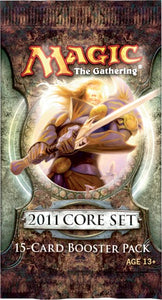 MTG - Core Set 2011 Booster Pack