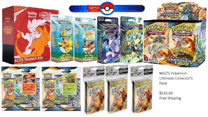 Pokémon - Sun & Moon: Unbroken Bonds - Collector's Bundle