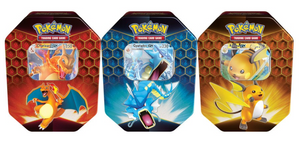 Pokémon - Hidden Fates: Collector's Tin (Factory Sealed)