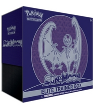 Load image into Gallery viewer, Pokémon - Sun & Moon: Base Set - Elite Trainer (Factory Sealed)