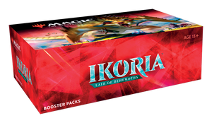 MTG - Ikoria: Lair of Behemoths - Draft Booster Display Box