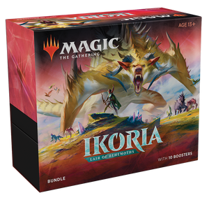 MTG - Ikoria: Lair of Behemoths - Bundle (Factory Sealed)