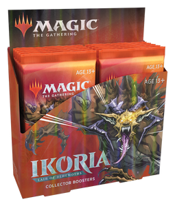 MTG - Ikoria: Lair of Behemoths - Collector's Booster Box (Factory Sealed)