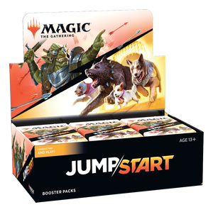 MTG - Jumpstart - Booster Box (Factory Sealed) (Pre-Order)